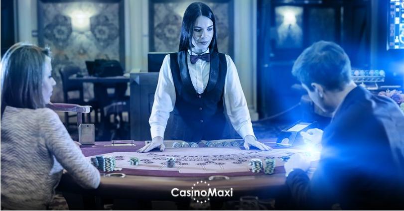 CasinoMaxi Rulet ve Blackjack'te 20.000 Euro Nakit Ödül