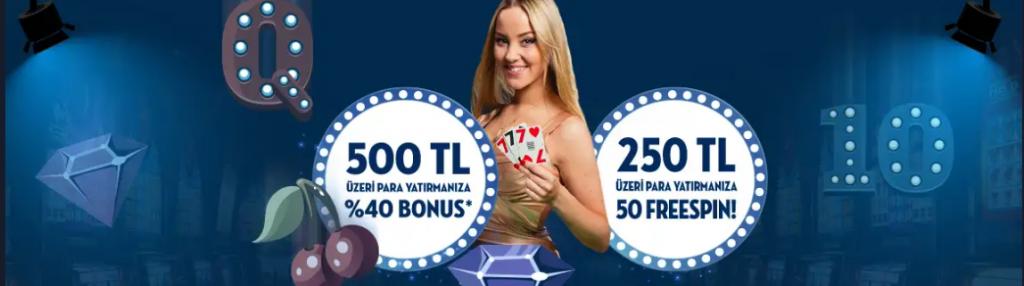 CasinoMaxi'de 3000 TL Değerinde Bonus Şöleni